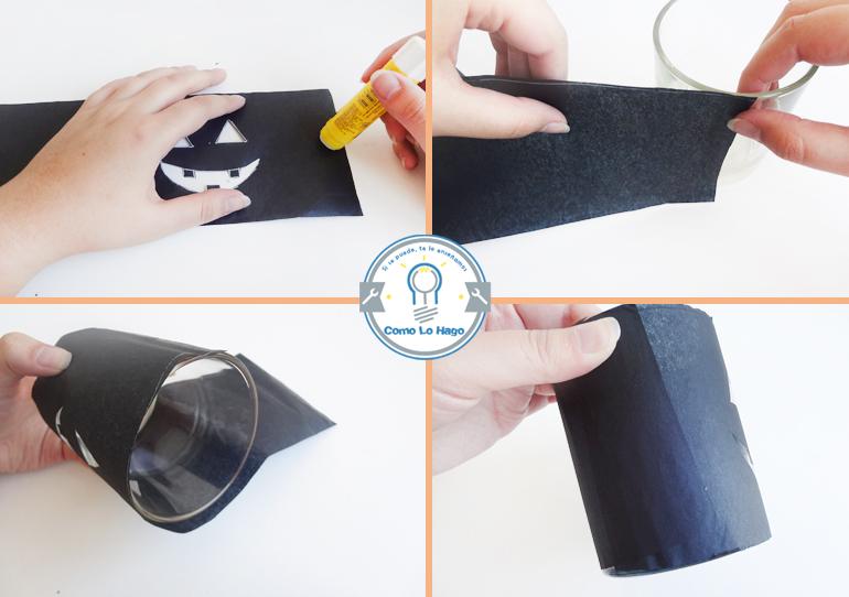 Pegando la forma - Cómo hacer sombras con formas
