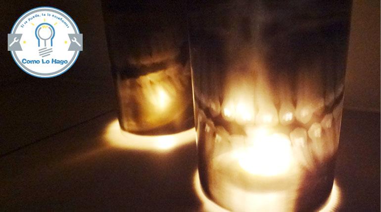 Cómo hacer lámparas de terror utilizando radiografías antiguas